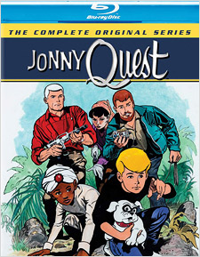 Johnny Quest: The Complete Series (Blu-ray Disc)