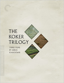 The Koker Trilogy (Blu-ray Disc)