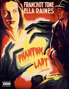 Phantom Lady (Blu-ray Disc)