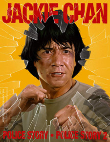 Police Story/Police Story 2 (Blu-ray Disc)