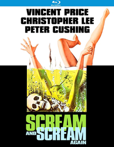 Scream and Scream Again (Blu-ray Disc)