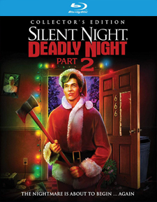 Silent Night, Deadly Night Part 2 (Blu-ray Disc)