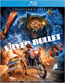 Silver Bullet: Collector's Edition (Blu-ray Disc)