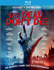 The Dead Don't Die (Blu-ray Disc)