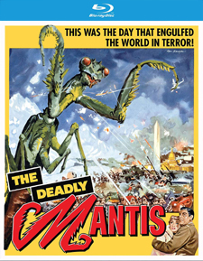 The Deadly Mantis (Blu-ray Disc)