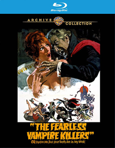 The Fearless Vampire Killers, or Pardon Me, But Your Teeth Are in My Neck (Blu-ray Disc)
