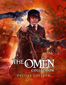 The Omen Collection (Blu-ray Boxset)