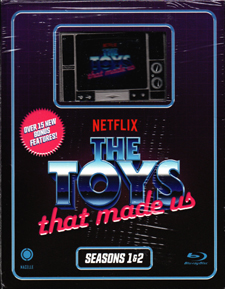 The Toys That Made Us Season 1 & 2 (Blu-ray Disc)