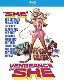 The Vengeance of She (Blu-ray Disc)