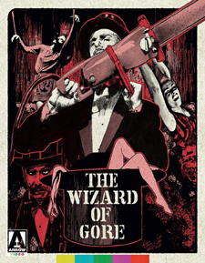The Wizard of Gore (Blu-ray Disc)