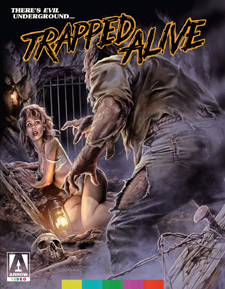 Trapped Alive (Blu-ray Disc)