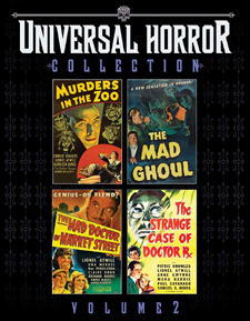 Universal Horror Collection: Volume 2 (Blu-ray Disc)