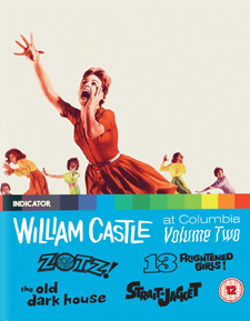William Castle at Columbia, Volume Two (Blu-ray Disc)