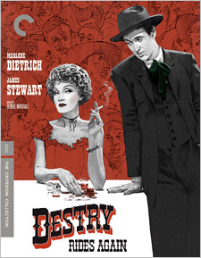 Destry Rides Again (Criterion Blu-ray)
