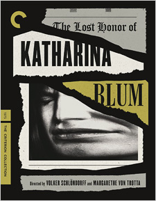 The Lost Honor of Katharina Blum (Criterion Blu-ray Disc)