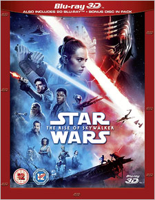 Star Wars: The Rise of Skywalker (UK Blu-ray 3D)