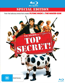Top Secret! (Blu-ray Disc)