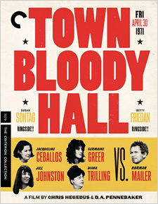Town Bloody Hall (Criterion Blu-ray Disc)