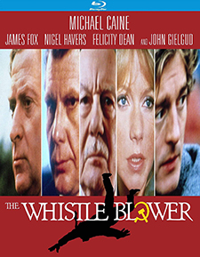 The Whistle Blower (Blu-ray Disc)