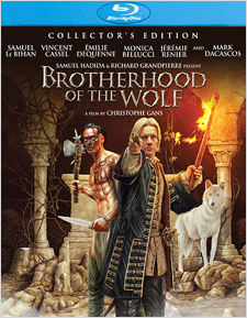 Brotherhood of the Wolf: Collector's Edition (Blu-ray Disc)