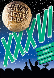 Mystery Science Theater 3000: Volume XXXVI (DVD)