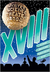 Mystery Science Theater 3000: Volume XVIII (DVD)