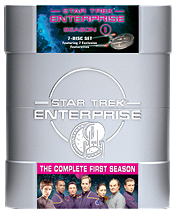 Star Trek: Enterprise - Season One (DVD)