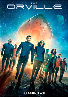The Orville: Season Two (DVD)