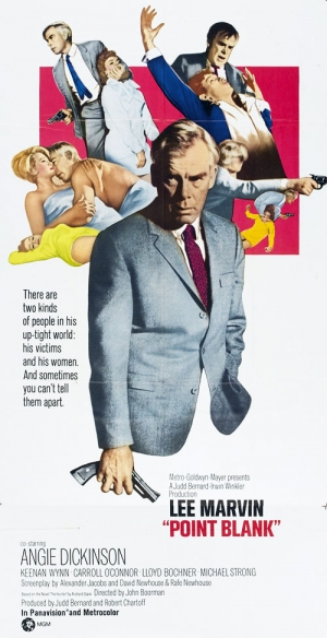 Point Blank one sheet