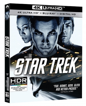 Star Trek (2009) on 4K Ultra HD