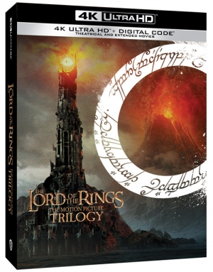 The Lord of the Rings Trilogy (4K Ultra HD)