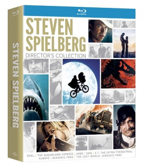 Steven Spielberg Director's Collection