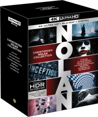 The Christopher Nolan Collection (4K Ultra HD)