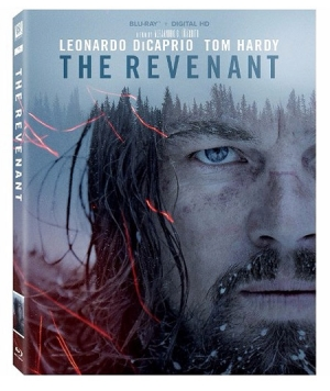 Fox's The Revenant Blu-ray