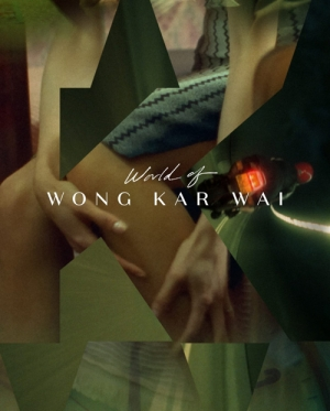 Criterion's World of Wong Kar-wai (Blu-ray Disc)