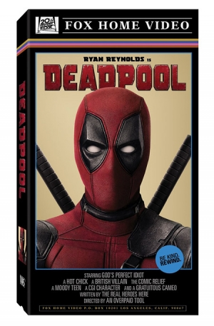 Fox's Deadpool is coming to VHS