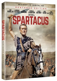 Spartacus Remastered on Blu-ray