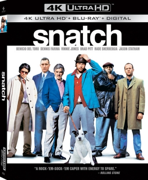 Snatch (4K Ultra HD)