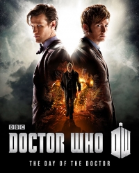 Doctor Who: Day of the Doctor coming to BD