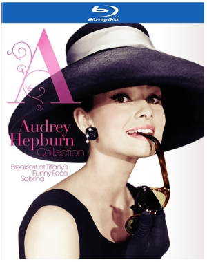 Warner's new Audrey Hepburn Blu-ray set
