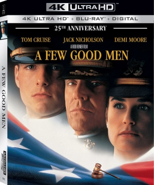 A Few Good Men: 25th Anniversary Edition (4K Ultra HD Blu-ray)