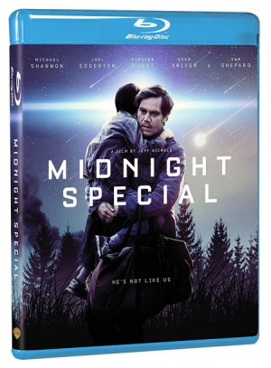 Midnight Special (Blu-ray Disc)