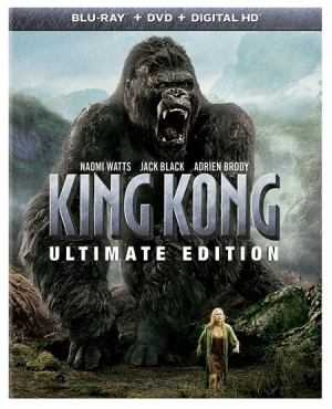 King Kong: Ultimate Edition (Blu-ray Disc)