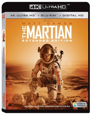 The Martian: Extended Edition in 4K