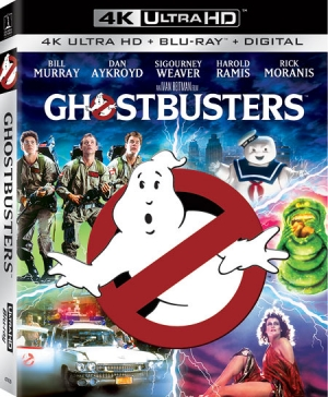 Ghostbusters is coming to 4K UHD