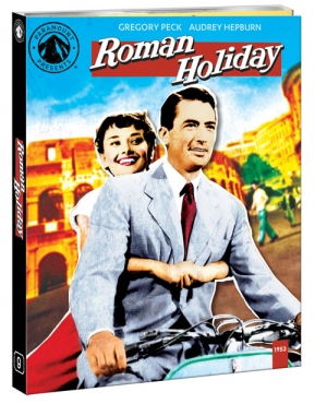 Roman Holiday (Blu-ray Disc)