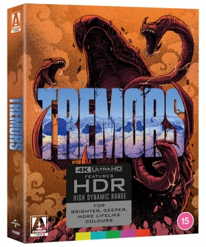Tremors (4K Ultra HD)