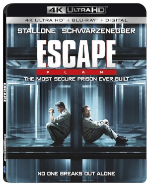 Escape Plan in 4K Ultra HD