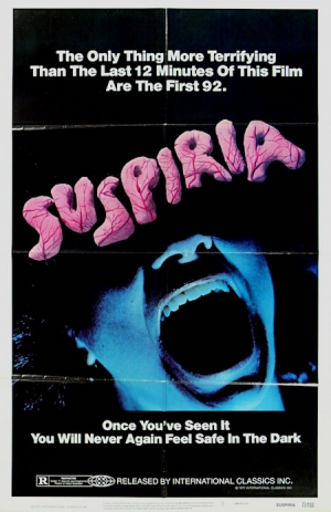 Suspiria one sheet