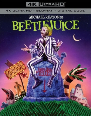 Beetlejuice (4K Ultra HD)
